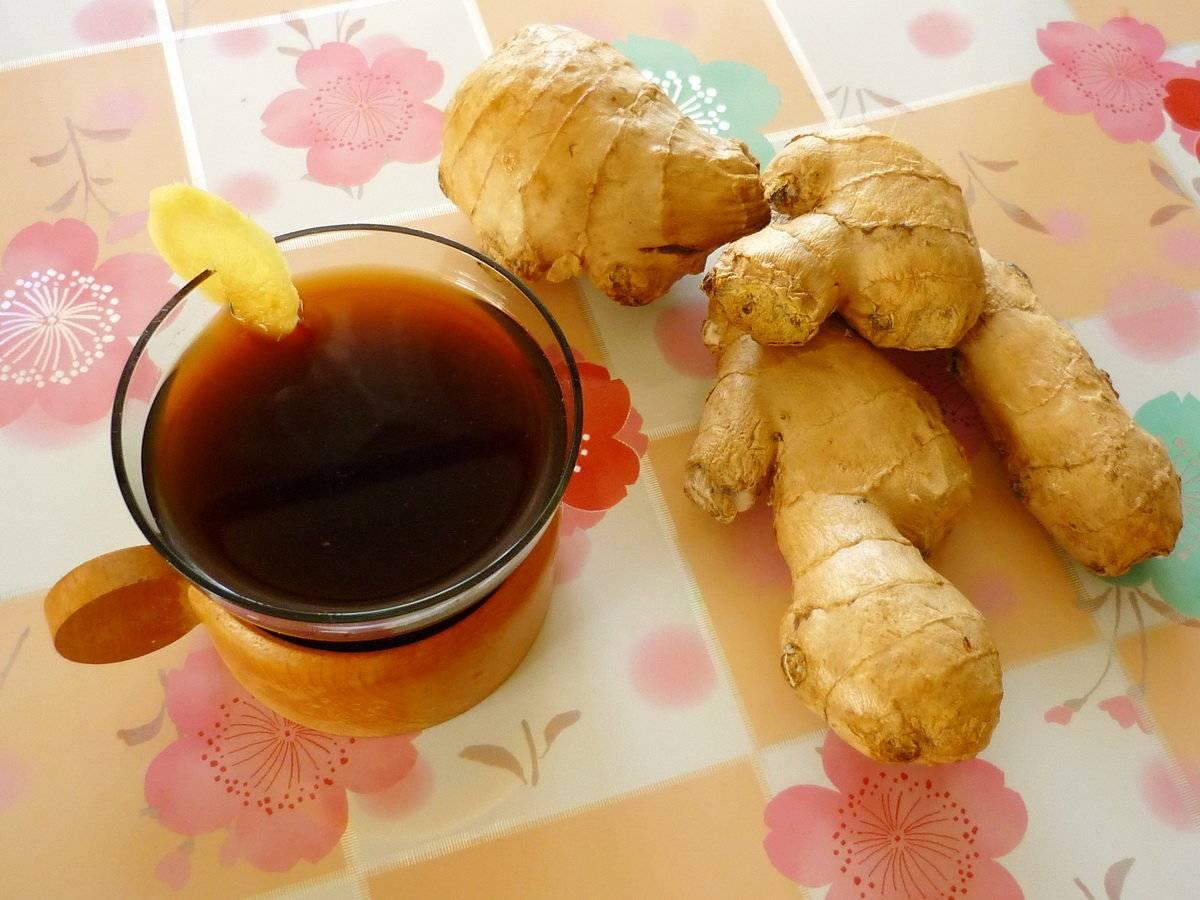 20 рецептов с имбирём для настоящих гурманов