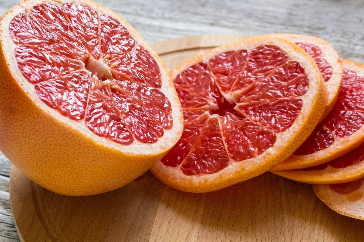Можно ли есть грейпфрут на голодный желудок