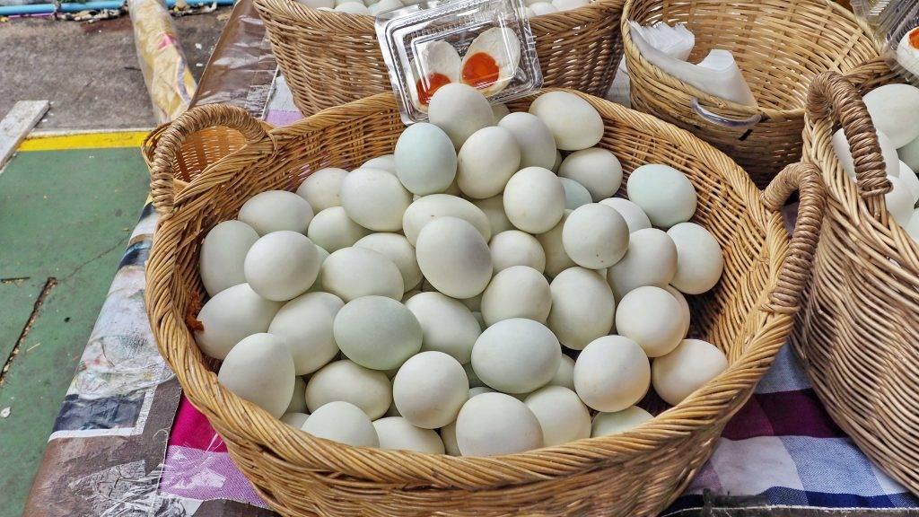 Гусиные яйца: польза или вред
