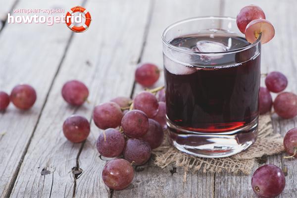 Польза виноградного сока: польза и вред, влияние на организм и состав натурального сока винограда (95 фото и видео)