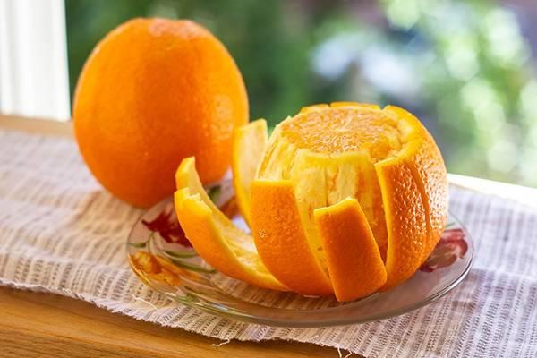 Польза и вред апельсиновых корок — жизнеутверждающая цедра