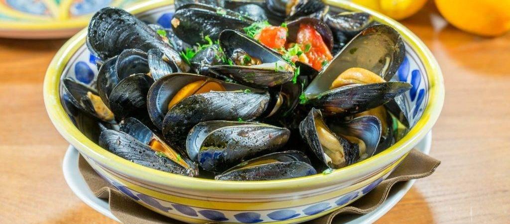 Мидии: полезные свойства и противопоказания, калорийность, бжу