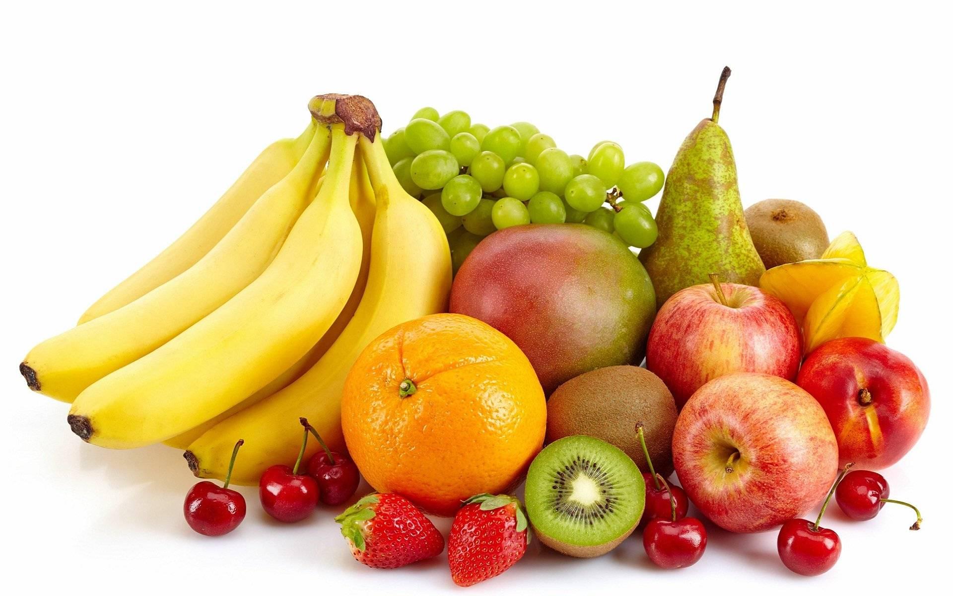 Самые полезные фрукты для организма, здоровья и занятий спортом