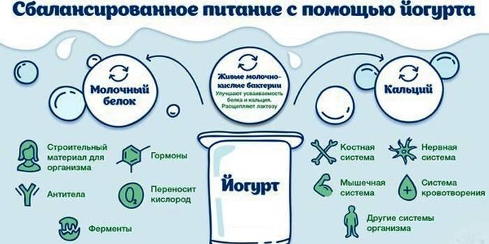 Йогурт, польза и вред для организма человека. натуральный йогурт вред и польза и вред
