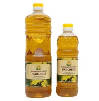 Лечебные свойства рапсового масла , его польза, вред и противопоказания