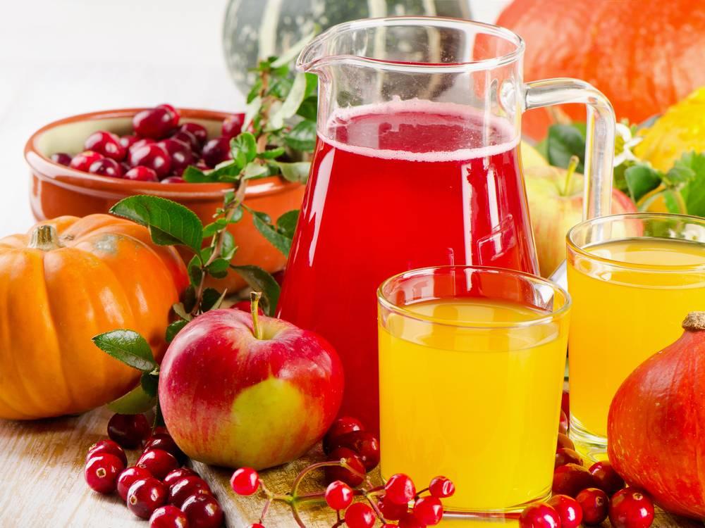 Сокотерапия — лечебные свойства соков