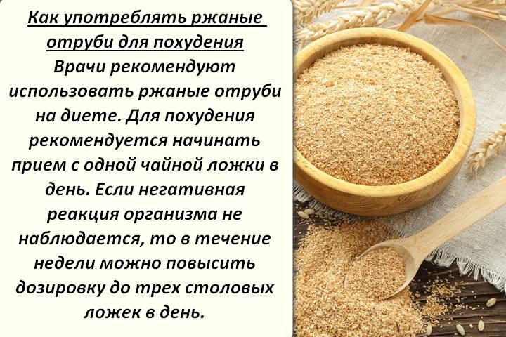 Отруби – что это такое, состав и полезные свойства