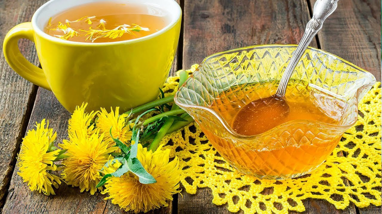 Мёд из одуванчиков: полезные свойства, области применения и рецепты приготовления