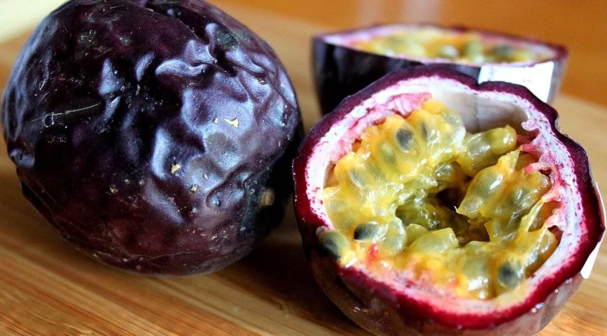 Маракуйя – польза и вред экзотического фрукта