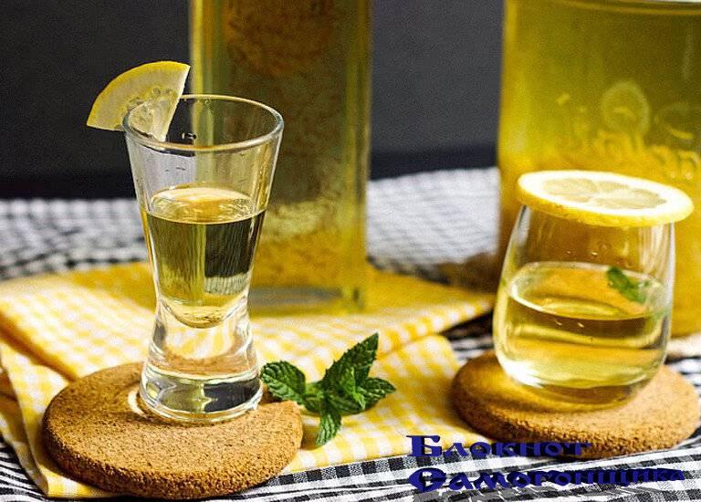 Как и с чем пить лимончелло правильно. коктейли в домашних условиях