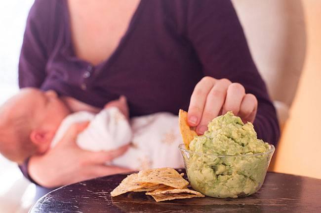 Место мороженого в рационе кормящей мамы