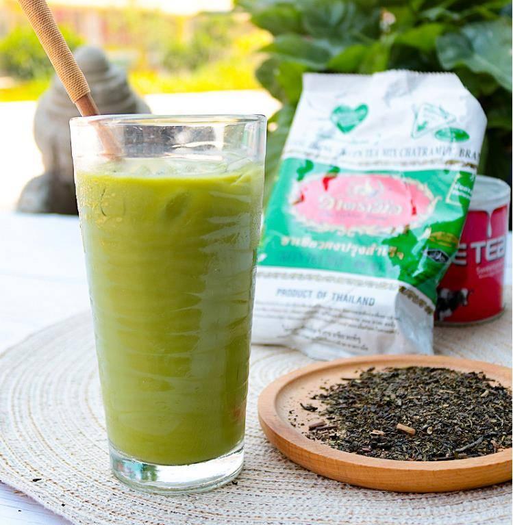 Зеленый чай с молоком: рецепты для похудения и результаты