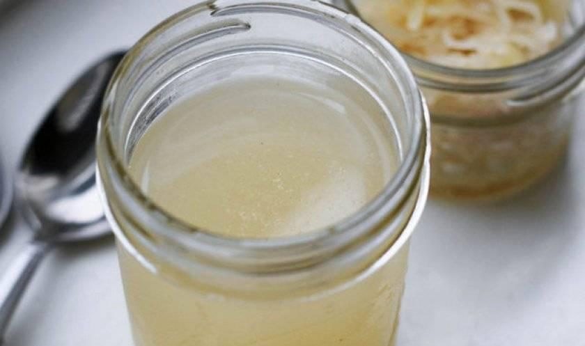 Сок квашеной капусты: состав и польза. сок квашеной капусты для похудения, для лица и волос