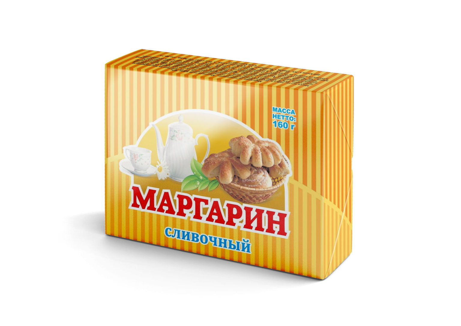 Состав маргарина: из чего делают продукт в россии, споры о пользе и вреде