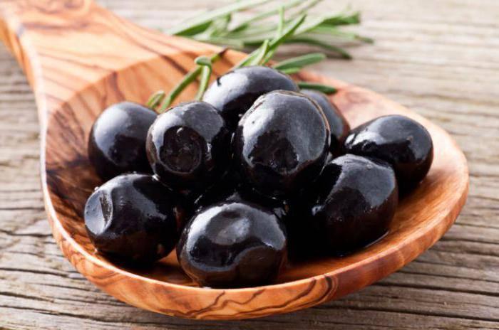 Польза оливок или рецепт вечной молодости и стройности
