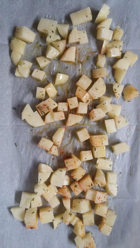 Как сушить выкопанный картофель?