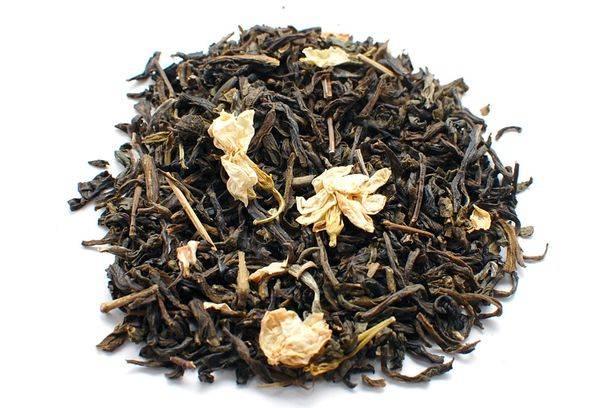 Жасминовый чай: неповторимый аромат