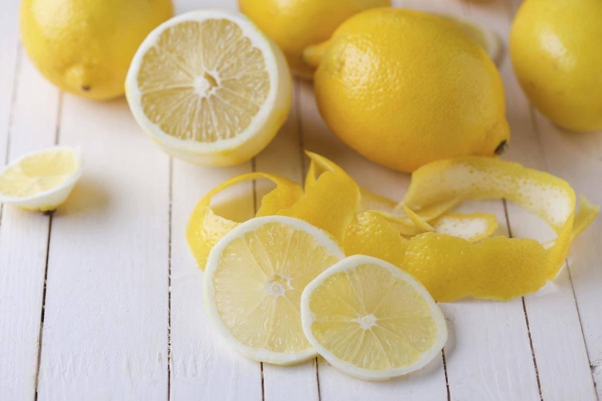 Лимонная цедра: что это такое, состав, калорийность, польза, как снять, применение, хранение и вред