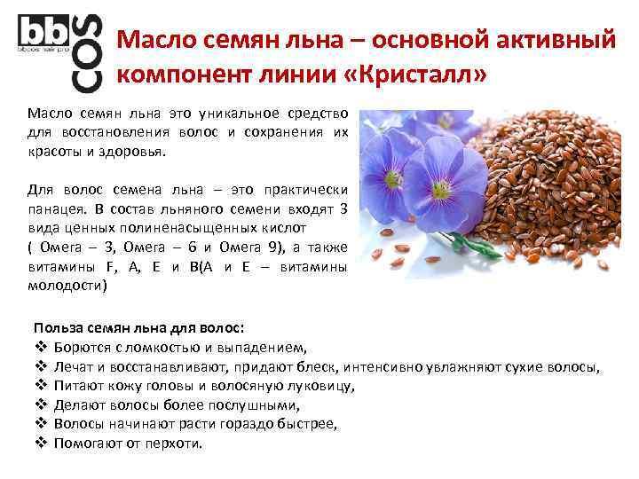 Про все полезные свойства семени льна: продукт, который удивляет