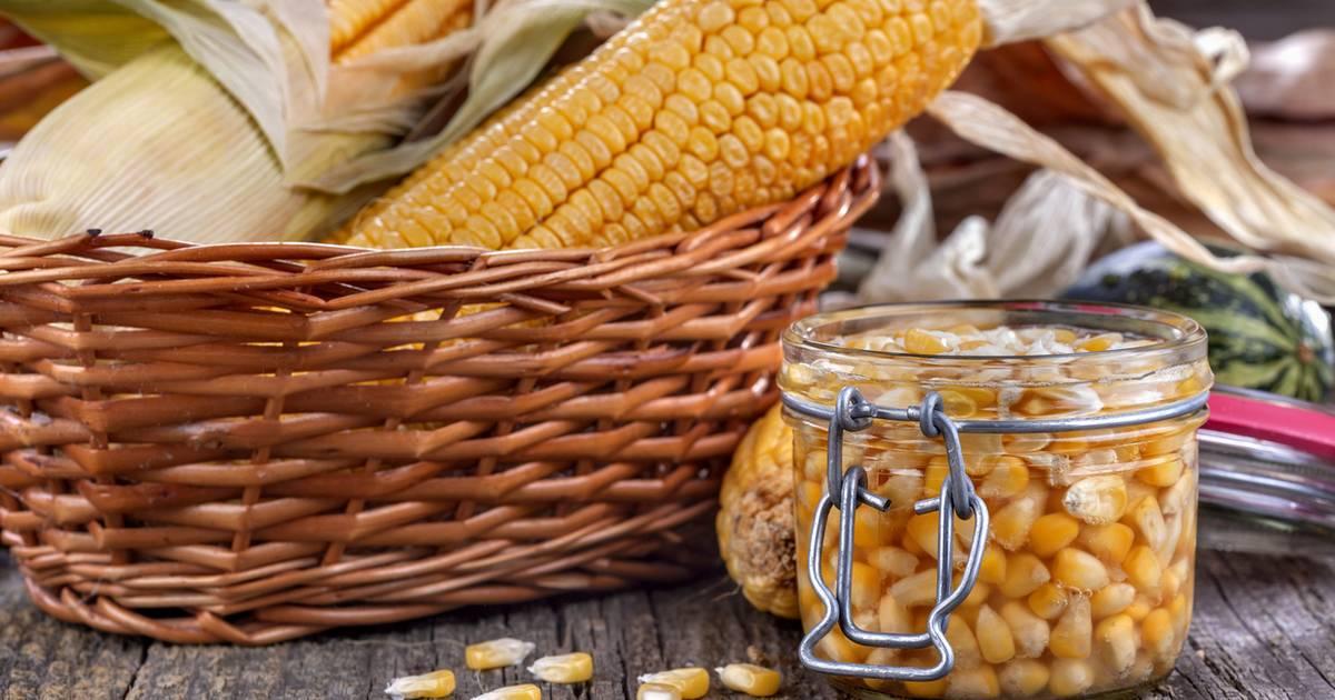 Польза консервированной кукурузы