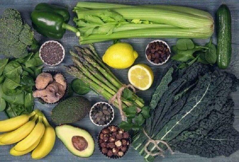 Какие фрукты и овощи дают бодрость и энергию человеку — топ 5