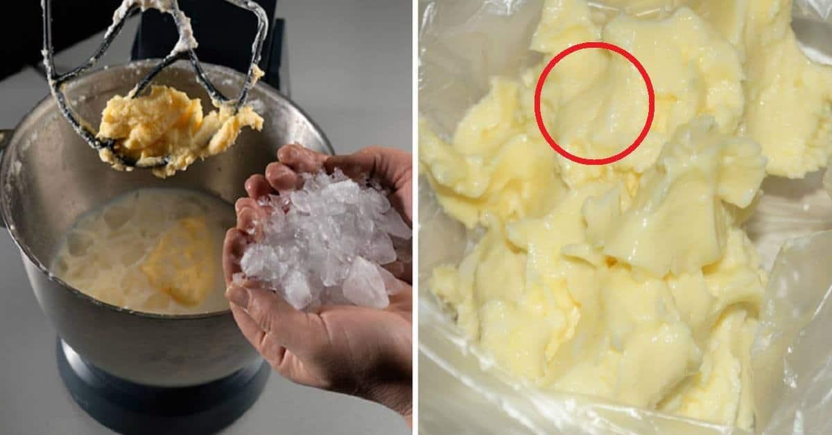 Желтая карточка: тест топленого масла