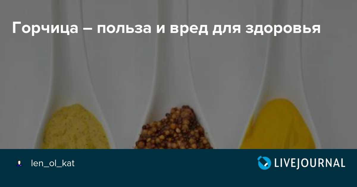 Горчица: польза и вред для организма. семя горчицы: польза и вред
