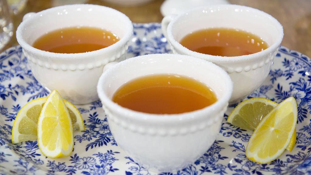 Мед с чаем польза или вред