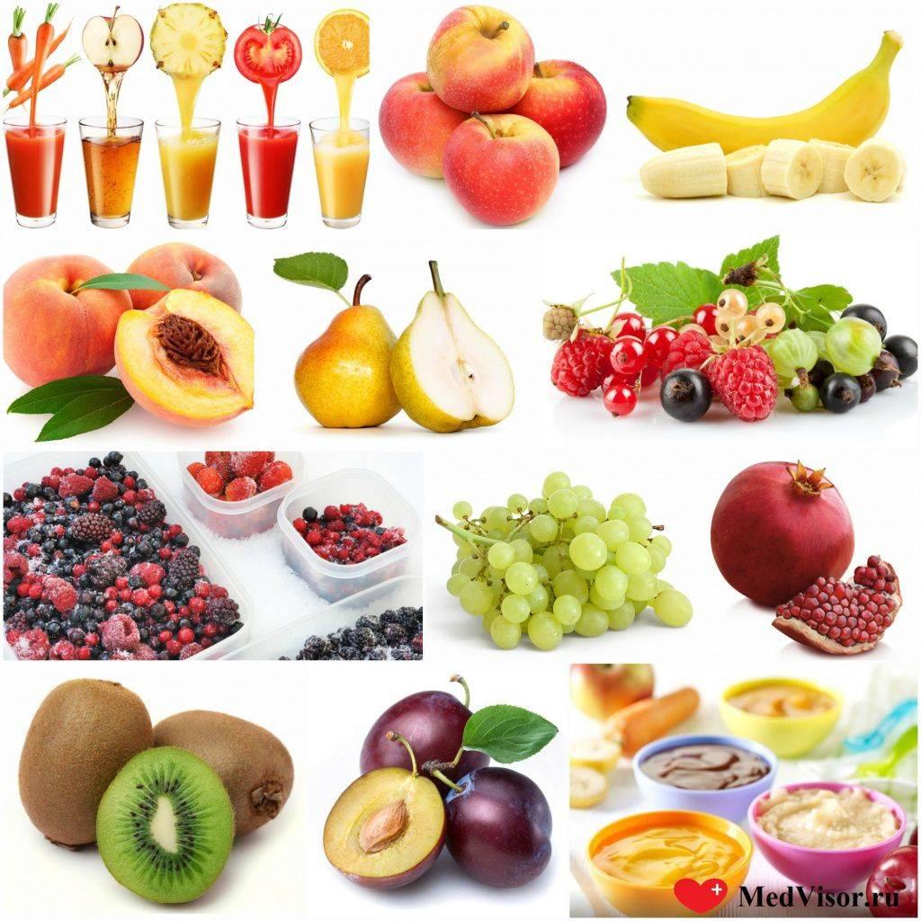 Какие фрукты можно при сахарном диабете? меню для диабетиков