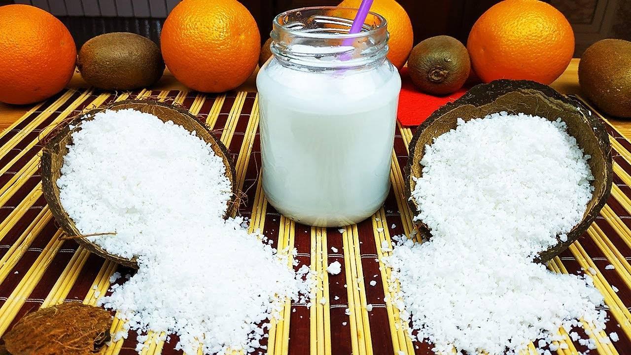 Кокосовая стружка — 10 рецептов, что можно приготовить с кокосовой стружкой в домашних условиях