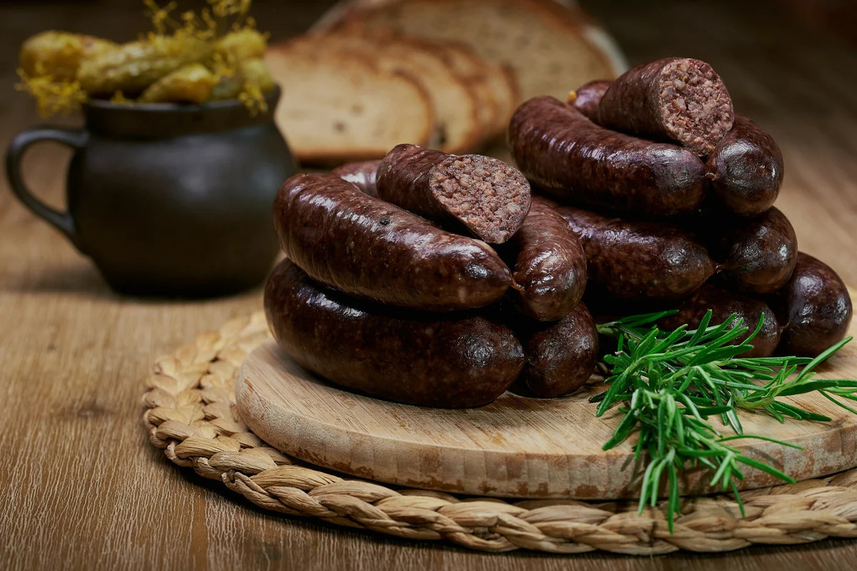 Вред и польза кровяной колбасы. гемоглобиновая бомба на страже здоровья – всё о пользе кровяной колбасы