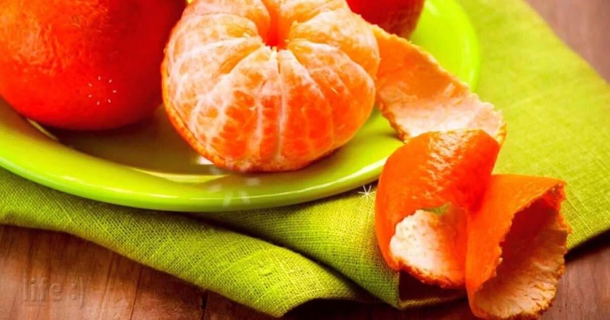 Цедра апельсина: польза и вред