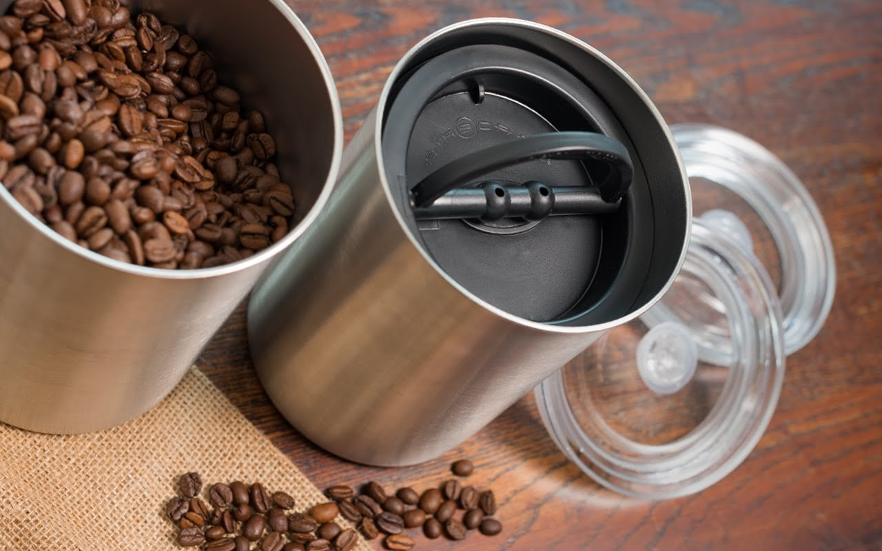 Как правильно хранить открытую упаковку кофе в зернах?