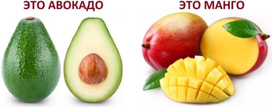Польза и вред манго женщин