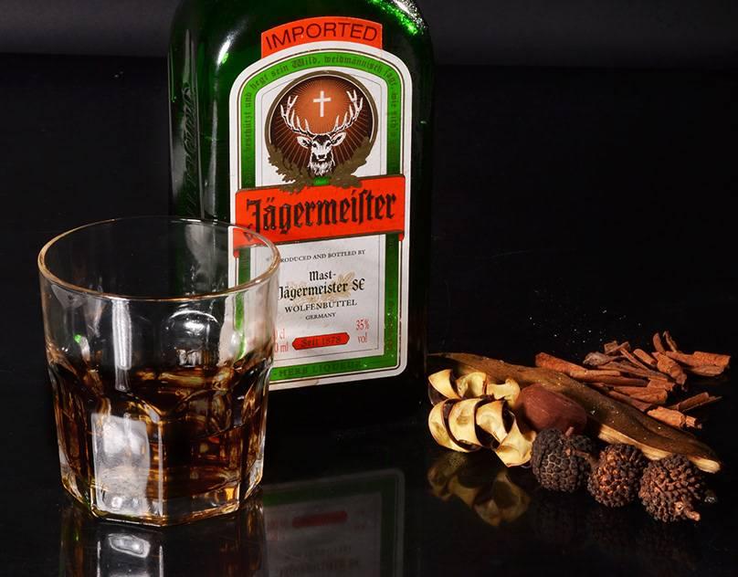 Егермейстер с чем пить?