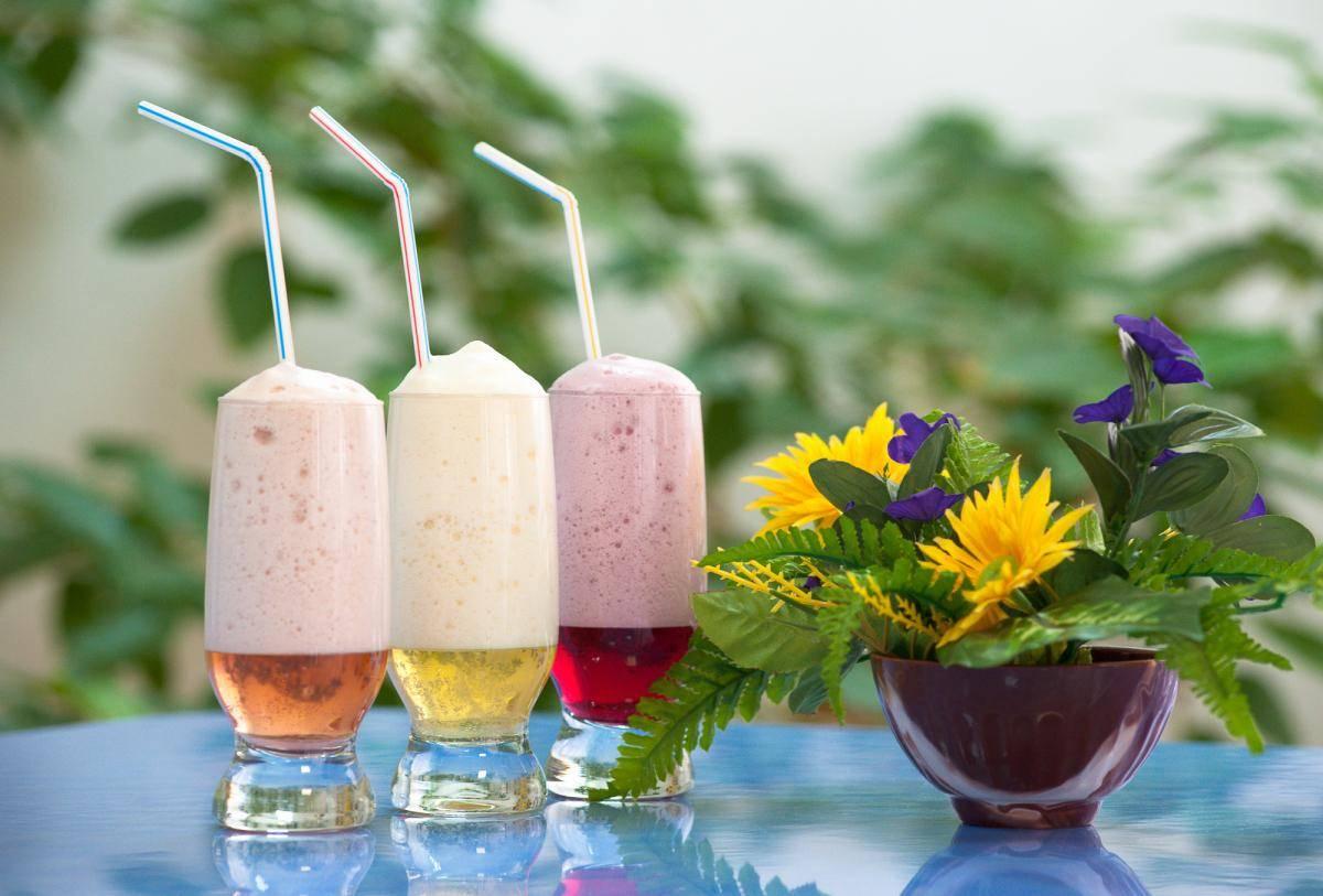 Кислородный коктейль: в чем его польза и как приготовить дома?