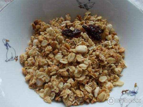 Мюсли польза и вред для похудения, мюсли на завтрак