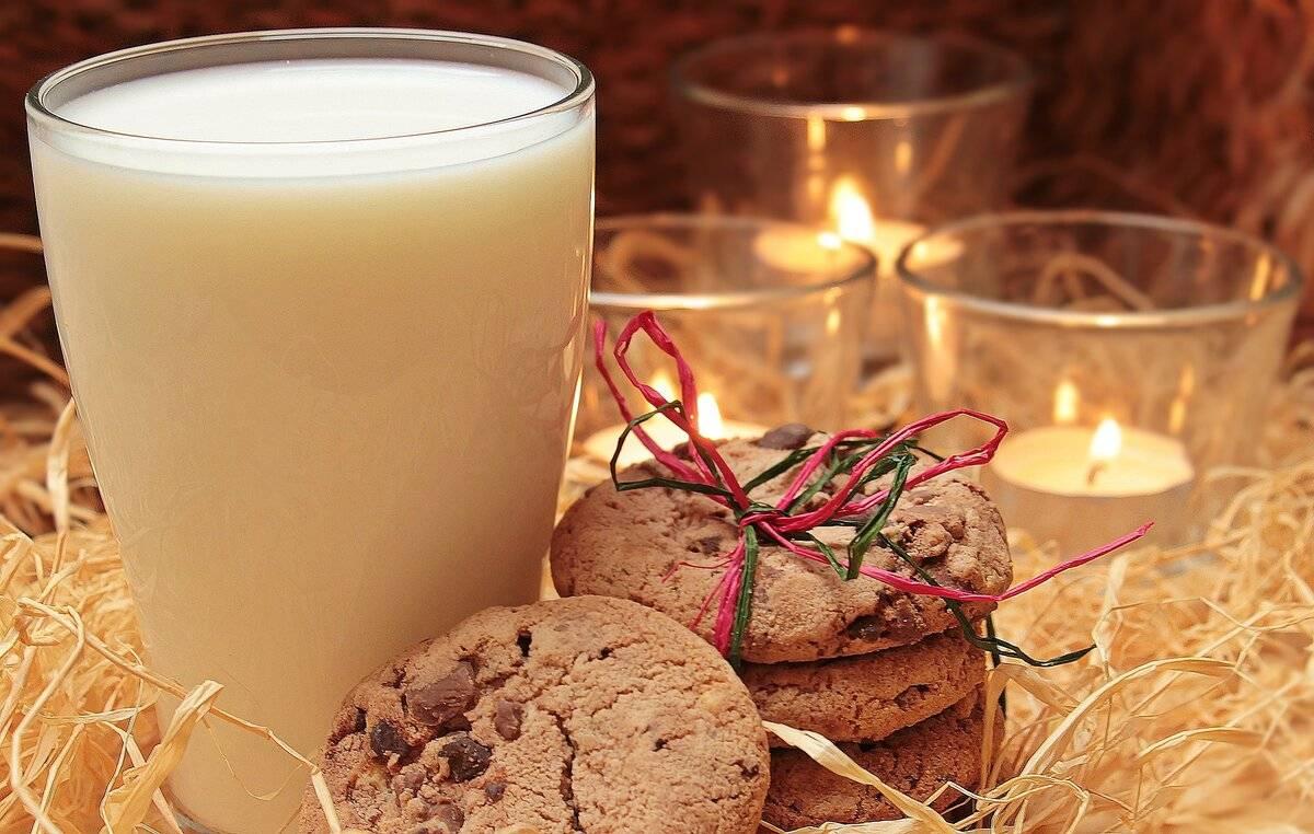 Топленое молоко, его польза и вред