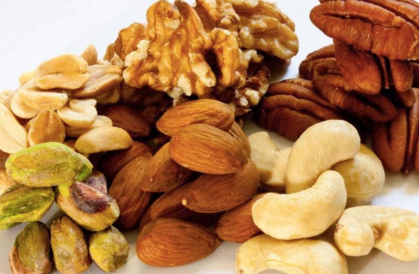 Какие орехи самые полезные для мужской потенции?