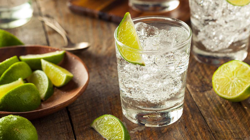 С чем пьют джин?
