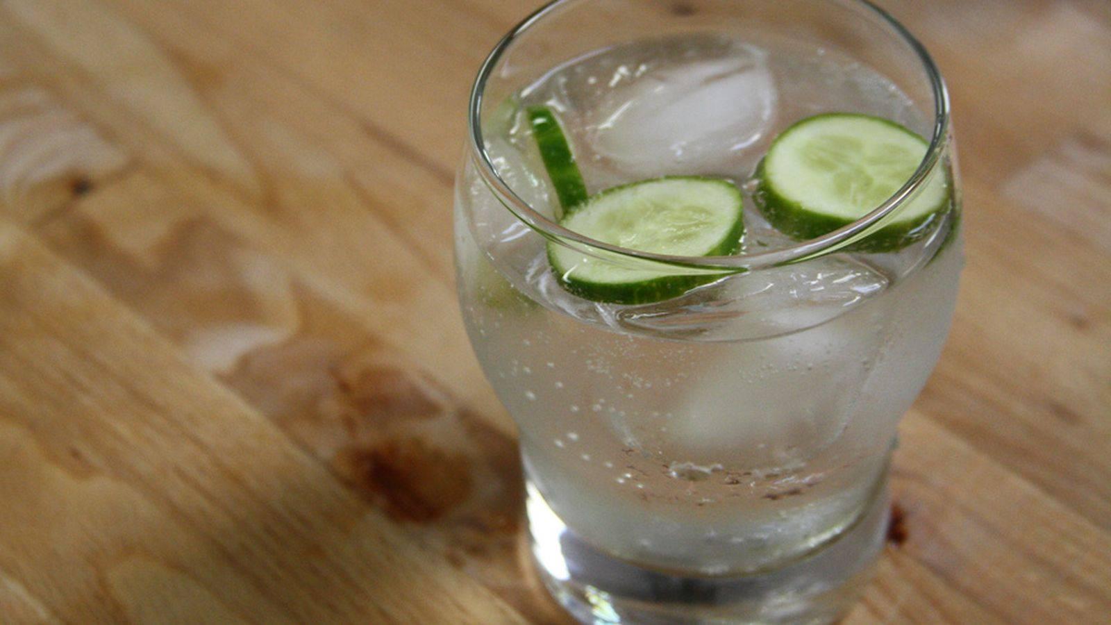 Чем закусывать джин с тоником
