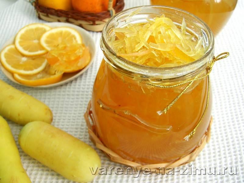 Варенье из моркови: простой рецепт на зиму с фото и видео