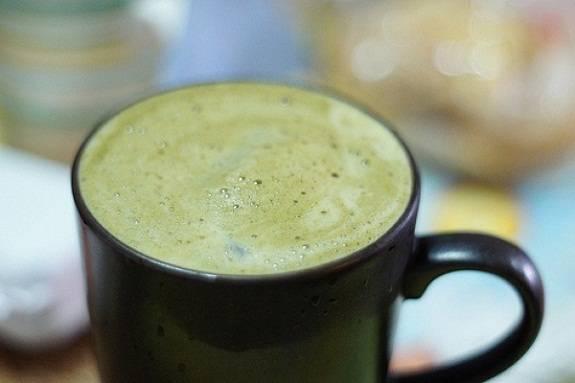 Зеленый чай с молоком: польза и вред напитка, рецепт его заваривания