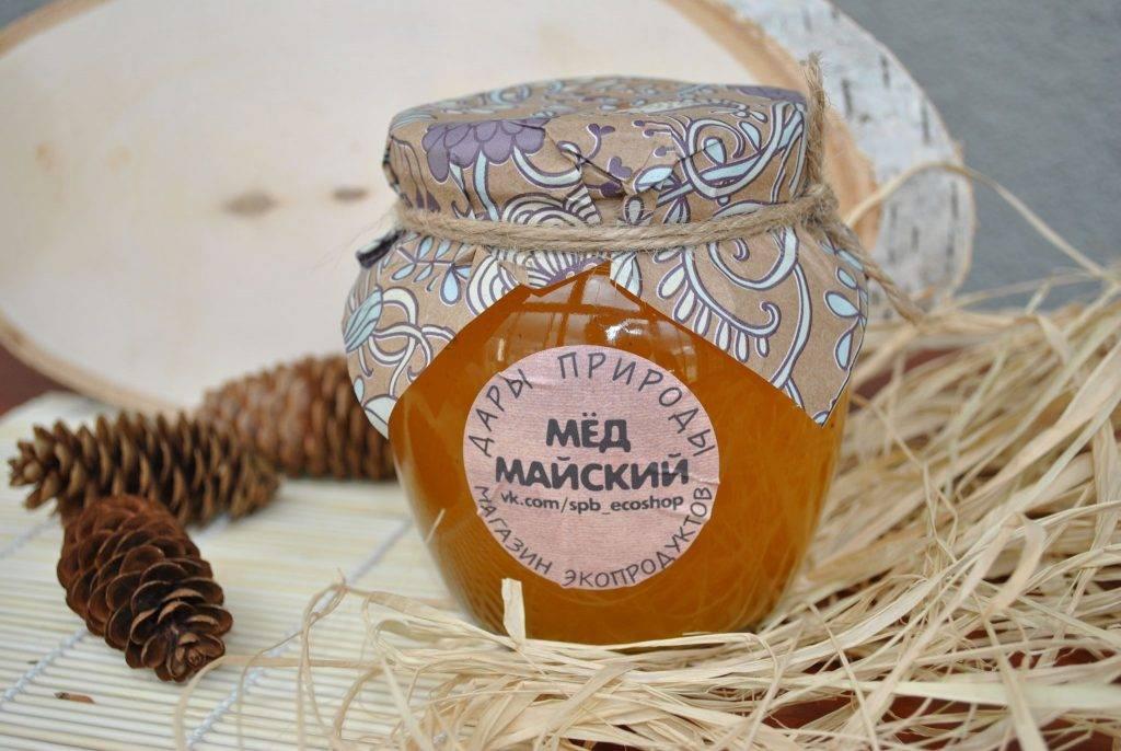 Мёд — полезные свойства, состав, виды и противопоказания