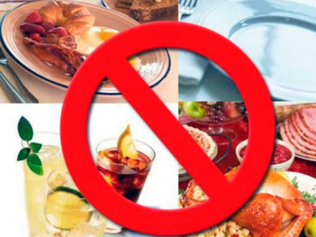 Диета при колите: что можно и что нельзя кушать