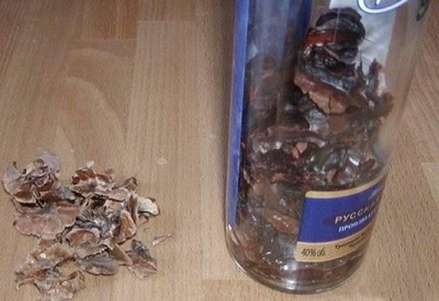Польза перегородок грецких орехов