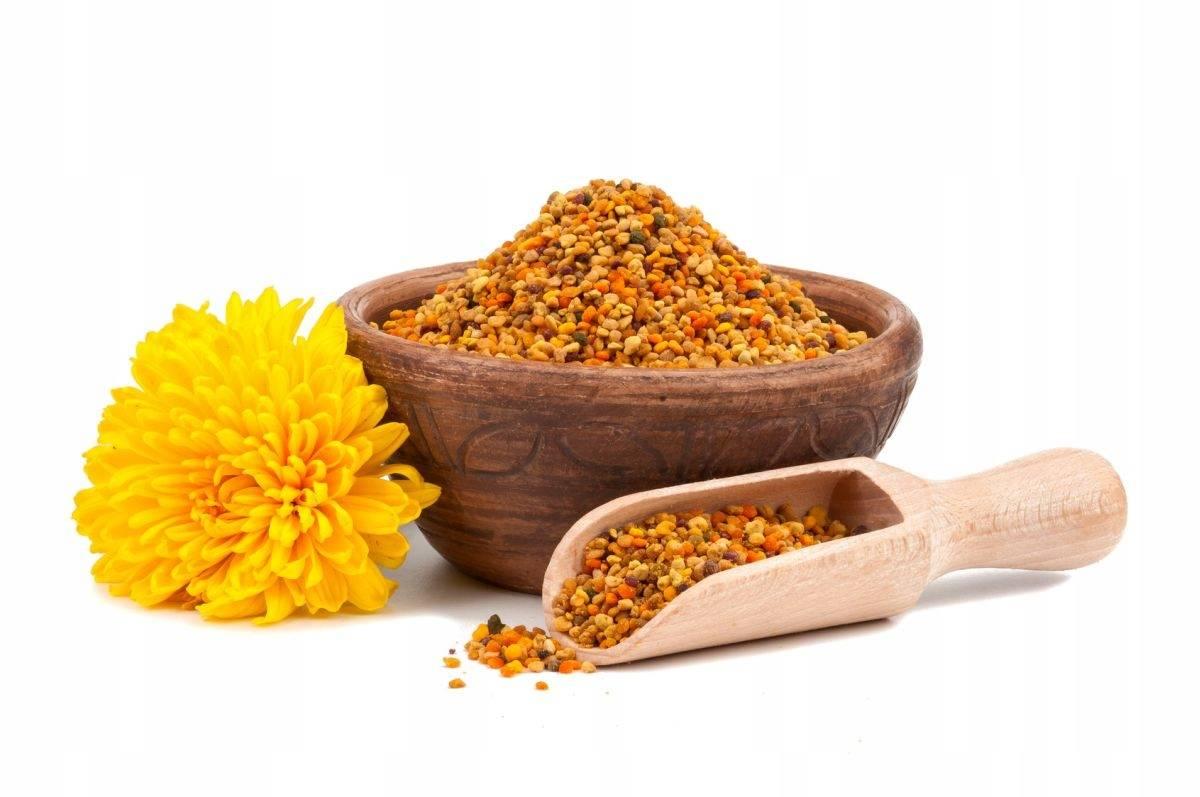О пользе и вреде пчелиной пыльцы, области ее применения