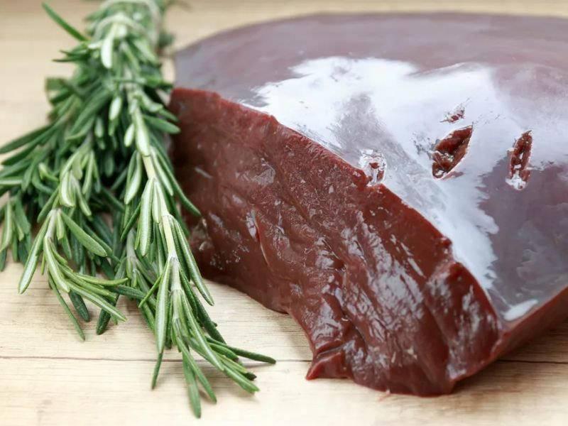 Польза и вред говяжьей печени для здоровья организма