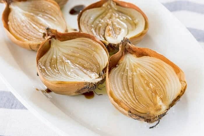 Печеный лук польза и вред для здоровья