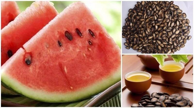 Польза арбузных семечек для организма мужчин